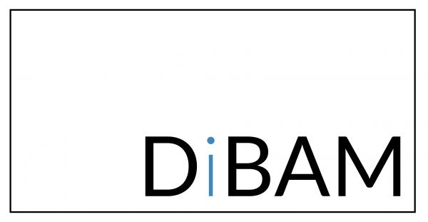Logo: DiBAM