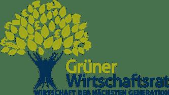Logo: Grüner Wirtschaftsrat