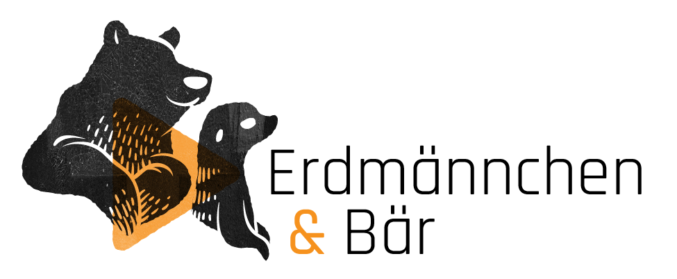 Logo von Erdmännchen&Bär