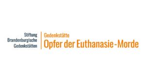 Das Bild zeigt das Logo der Gedenkstätte Opfer der Euthanasie-Morde