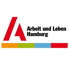 Logo: Arbeit und Leben Hamburg