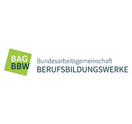 Logo: BAG BBW Bundesarbeitsgemeinschaft Berufsbildungswerke
