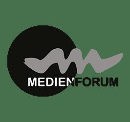 Logo: Medienforum