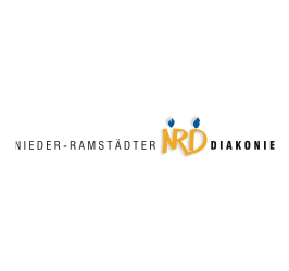 Logo: Nieder-Ramstädter NRD Diakonie