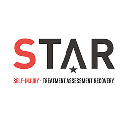 Logo: STAR - Self-Injury Treatment Assessment Recovery