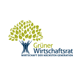 Logo: Grüner Wirtschaftsrat - Wirtschaft der Nächsten Generation